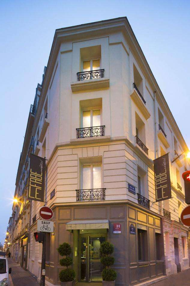 Le Fabe - Hôtel
